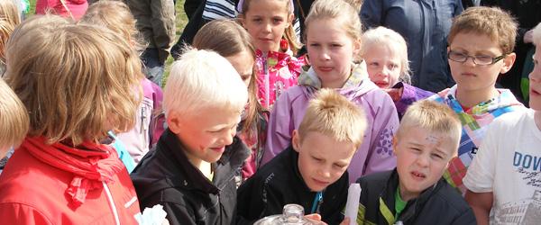 Fantastisk dyrskuedag på Hørby-Dybvad Skole