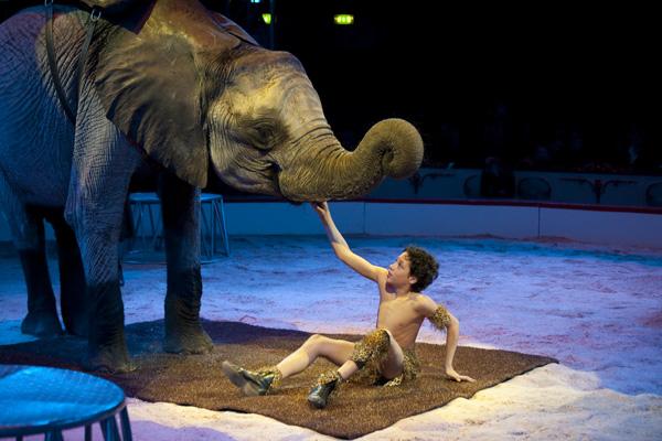 Traditionen tro gæster Cirkus Arena Sæby