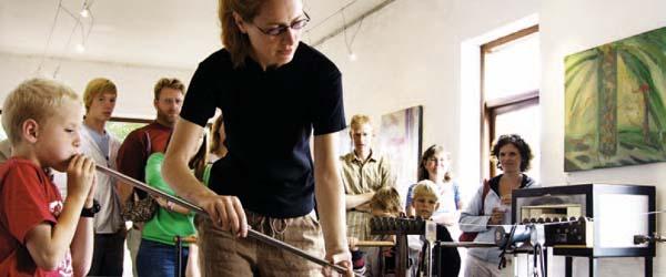 Kunstuge på Toppen: Kunst på 76 nye måder