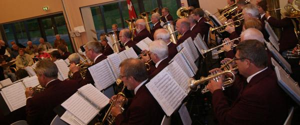 Musikkorps Sæby – med luft til 40 år mere