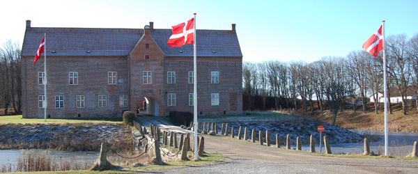 Igen et travlt år på Sæbygaard Slot