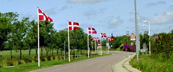 Ordet er frit: Flagalle i Sæby og Ravnshøj