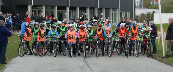Cykelsponsorrally hos Sæby Y´s Men´s Club
