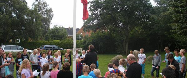 50 års skolejubilæum i Hørby fejres med manér
