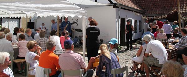 Jazz for fuld udblæsning på Sæby Museum