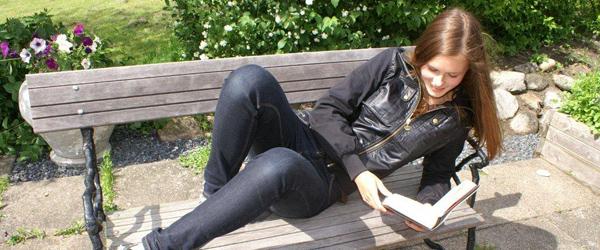 14 årig forfatterspire med rødder i Voerså