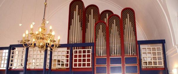 Morgensang i juli og august i Lyngså kirke