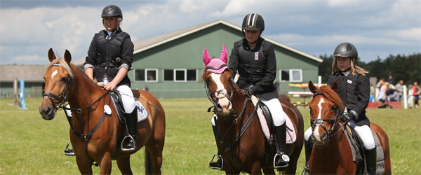Sæby Rideklub afholder Jubilæums Stævne