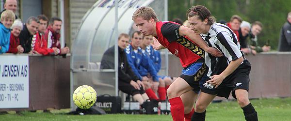 Vejgaard udsætter opryknings-kamp for IF Skjold Sæby