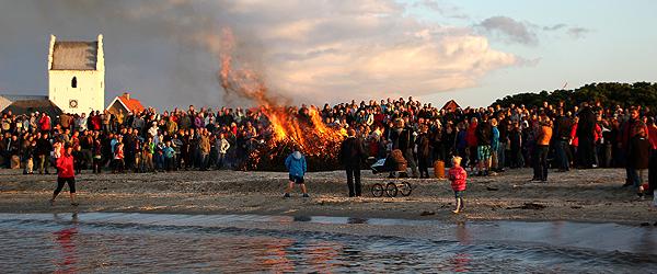 Traditionerne på havnen blev holdt i hævt