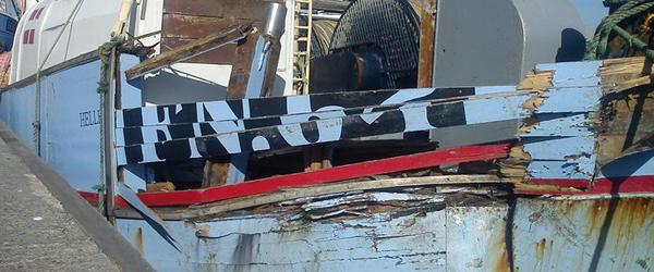 Trækutter fra Asaa påsejlet i Skagerrak