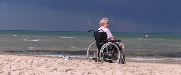 Toppen af Danmark hjælper turister af med handicaps