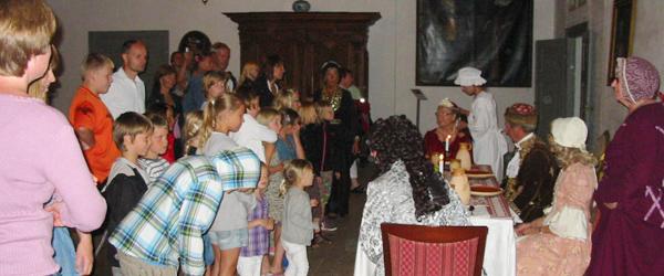 Spøgeri og magi på Sæbygaard blev igen en succes