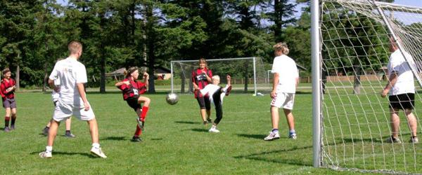 Uge 31 står i sportens tegn i Voerså