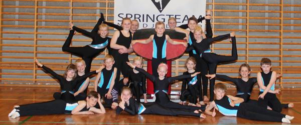 Nye tiltag hos Springteam Nordjylland