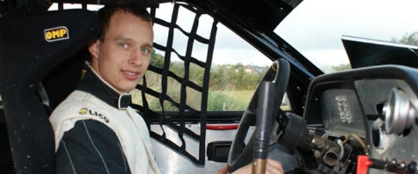 Dennis Dybro Christensen er også med på Ørnedalsbanen