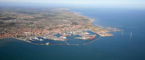 Nyt biobrændsel center i Frederikshavn