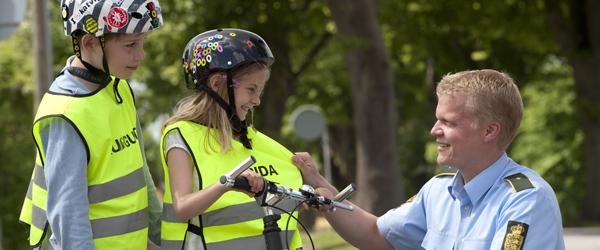 Hjælp til trafiksikkerheden i Vendsyssel