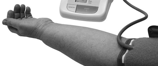 Få målt dit blodtryk – Hjerteforeningen hjælper
