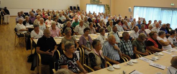 Aflysning i Sæby Pensionist- og Efterlønsklub