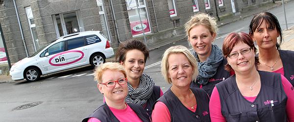 Dinhjemmepleje åbner afdeling i Sæby
