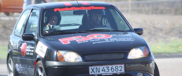 Sejr i Smederally til FiestaRacing Team