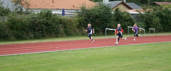 Spar Nord Cup på Atletikstadion i Sæby