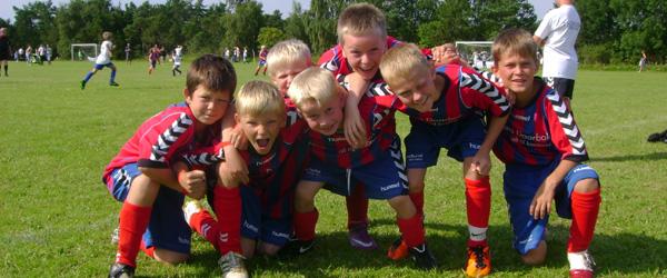 ØVI/TTB's fodboldafdelinger indtog Grenå Cup
