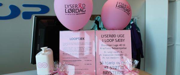"""""""Lyserød Lørdag"""" og """"Sund Dag"""" i LOOP"""