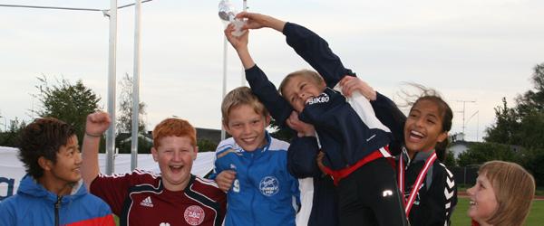 Spar Nord Cup i atletik var en sportslig succes