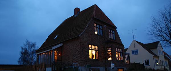 Drøftelse af salgsform for børnehave i Sæby