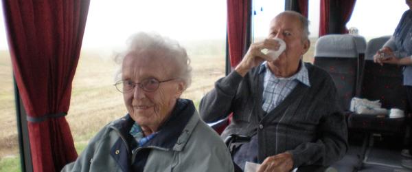 Politik for værdig ældrepleje godkendt af Byrådet