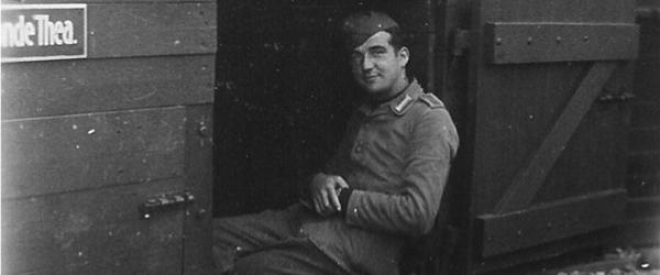 Tyske soldaters krigsfotos fra Frederikshavn