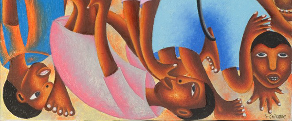 Mangfoldighed og udvikling  – moderne, afrikansk kunst