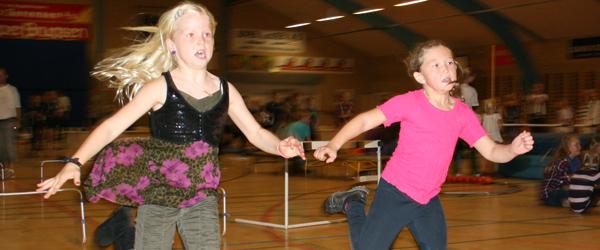 420 elever til SJOV FREDAG i Sæby