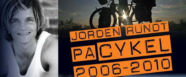 Foredrag: Jorden rundt på cykel…