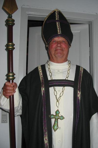 Fokus på Stygge Krumpen på Sæbygaard-julemarked