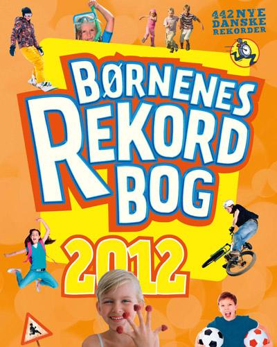 Sæby-dreng også i Børnenes Rekordbog for 2012