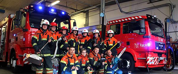 Sæby mangler brandmænd på deltid