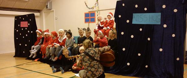 Arrangement i børnehøjde – Nissebryllup på St.Toftelund