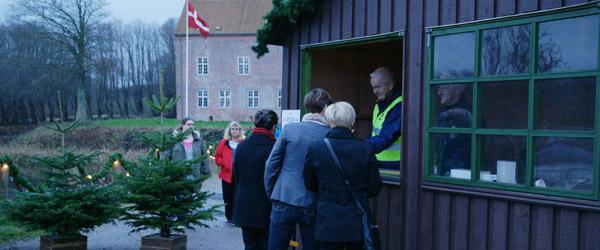 "Julehyggen i højsædet til ""Gammel Jul på Sæbygaard"""