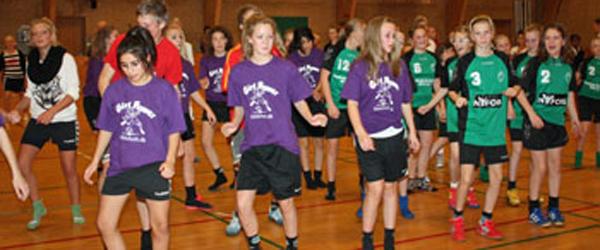 Mere end 200 til Girlpower på Stidsholt