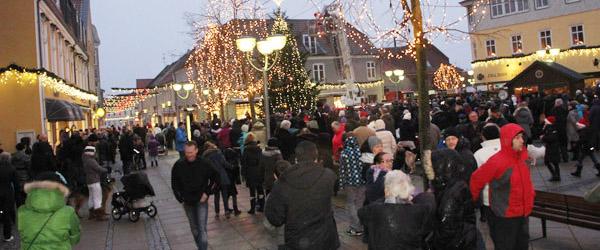 TV2/Nord sætter fokus på julehandlen