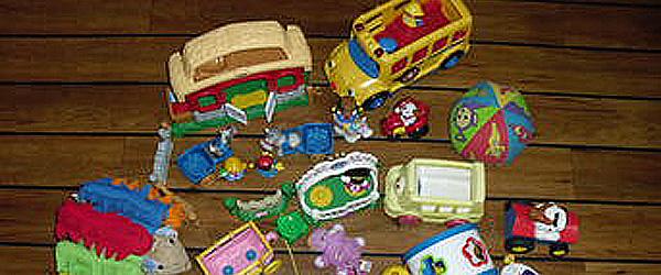 Store Legetøjsdag giver brugt legetøj nyt liv