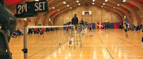 Kredsmesterskaber i badminton på Stidsholt
