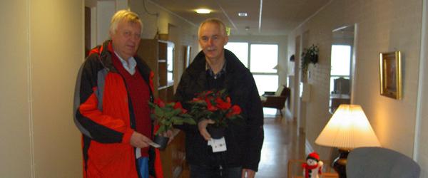 LIONS JYDSKE Aas spreder juleglæde blandt ældre