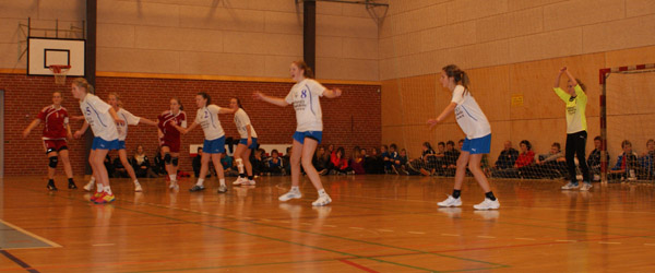 Sæby Håndboldklub til Midtjysk Julecup i Bording