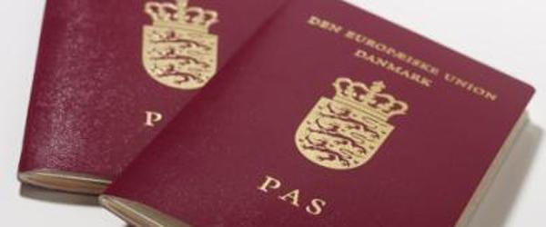 Nyhed vedr. danske pas gældende fra 1. januar 2012