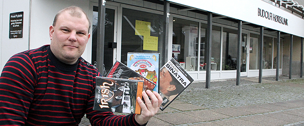 Games & Movies åbner forretning i Sæby