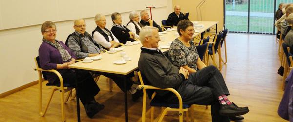 Nyt program fra Sæby Pensionist og Efterlønsklub